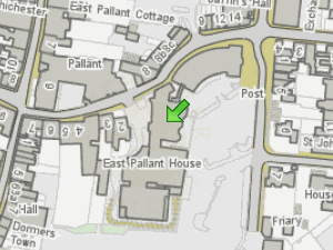 Emergency Planning location map